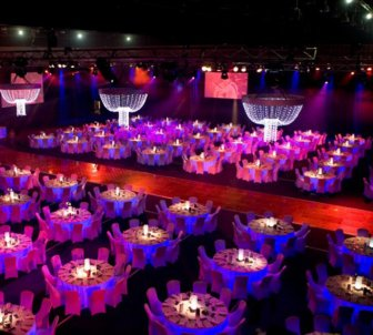 A view of our Gala Events